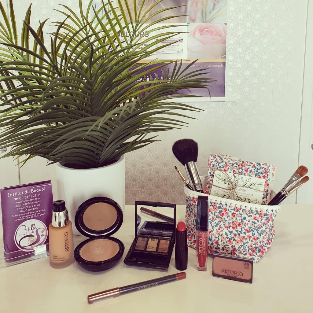 Promotion sur le maquillage!